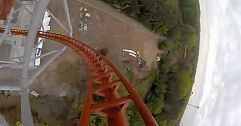 Roller Coaster - POV