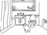 Simons Cat - Heißes Wasser