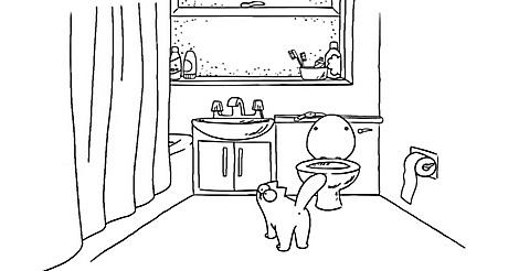Simon's Cat – Vorsicht, heißes Wasser!