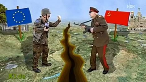 Klaus erklärt – Die NATO