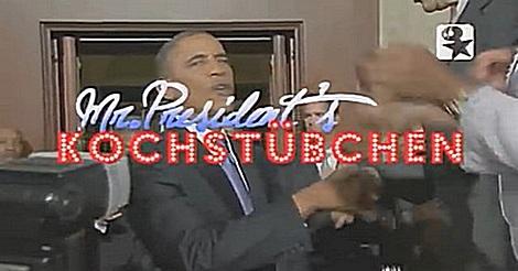 Obama Kochstübchen