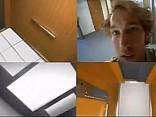 Prank Fahrstuhl Boden verschwindet