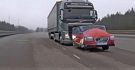 Volvo Truck auto bremse