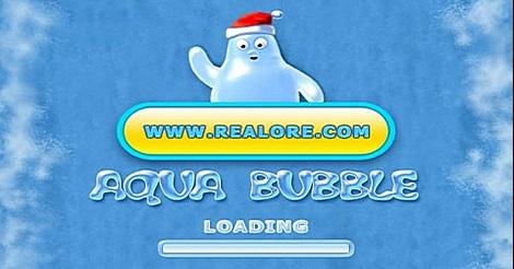 Spiel Aqua Bubble