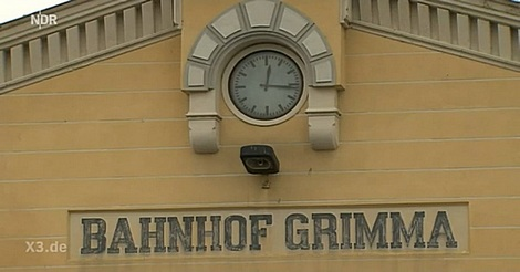 Bahnhof Grimma