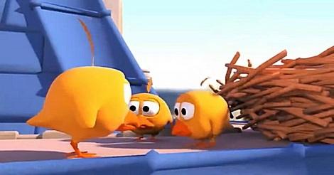 pixar kurzfilm pigeons