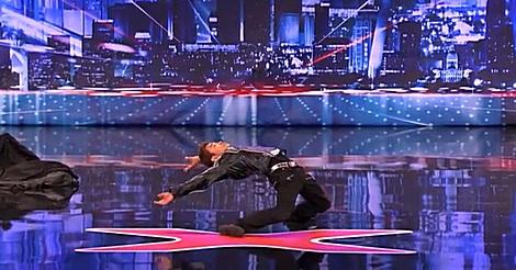 Supertalent Matrix Dance