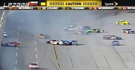 Motorsport Unfälle