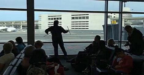 Ninja Fensterputzer