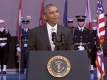 Obama ist sprachlos