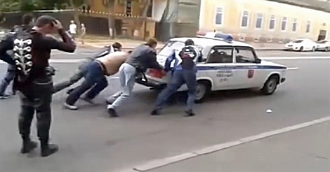 Polizei Pannen