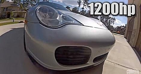 Porsche mit 1200 PS