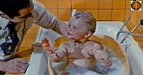 Elasan Babybad – DDR Werbespot