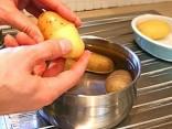 Kartoffeln schälen leicht gemacht