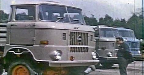 DDR Nutzfahrzeug W50