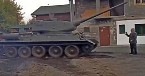 Panzer Fails