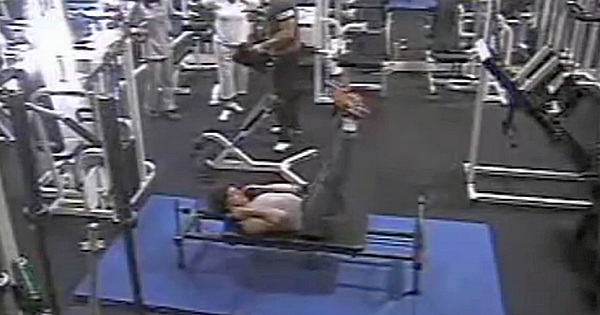 Darwin Awards Fitnessstudio