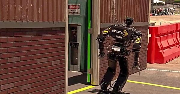 Wenn Roboter umfallen