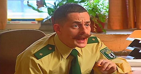 Zack! Comedy – Anzeige bei der Polizei