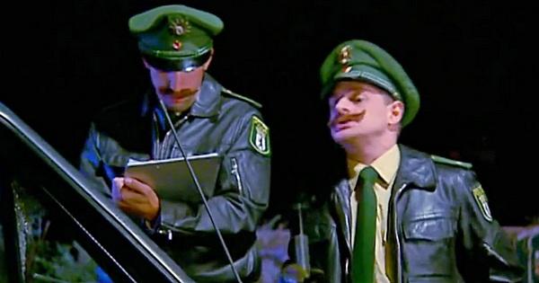 Zack! Comedy – Polizei