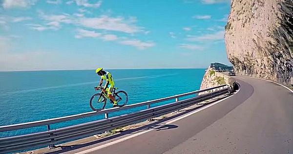 Rennrad Freestyle