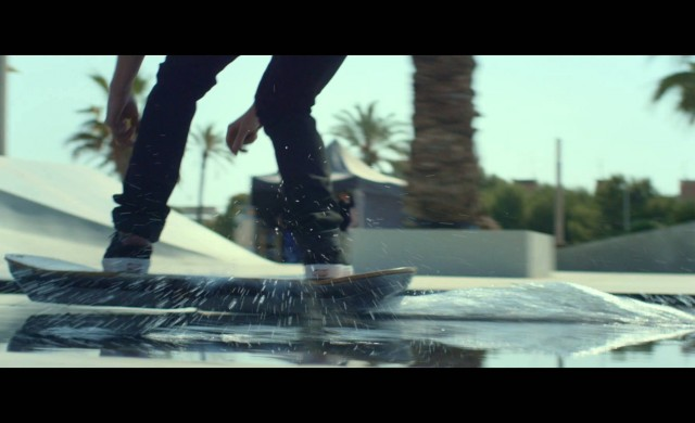 Lexus Hoverboard – Skateboard ohne Rollen