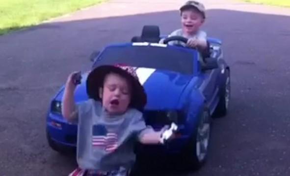 Warum Kinder keinen Führerschein bekommen