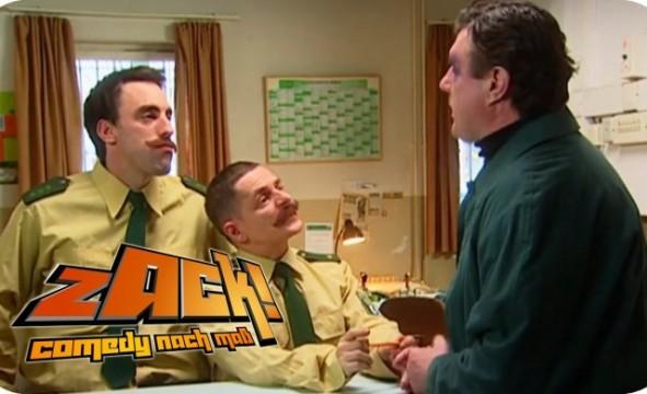 Zack! Comedy – Rechts-Links Schwäche
