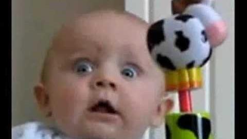 10 lustige Baby Clips