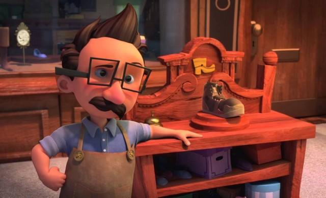 Der kleine Schuhmacher – Kurzfilm