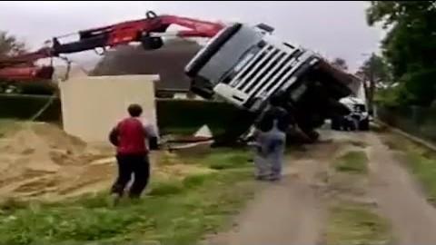 Kran Unfälle