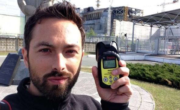 Rundgang in Tschernobyl