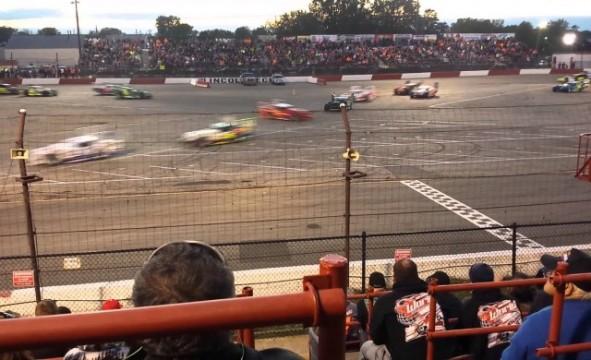 Verrücktes Autorennen