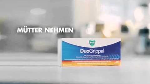 Duo Grippal – genialer Werbespot