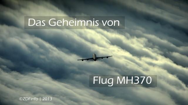 Das Geheimnis von Flug MH370 – Doku