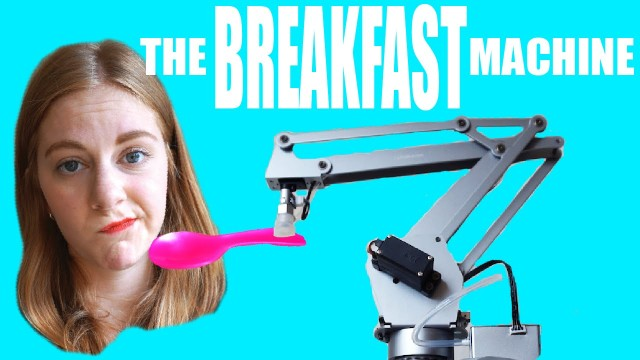 Die Frühstücks-Maschine