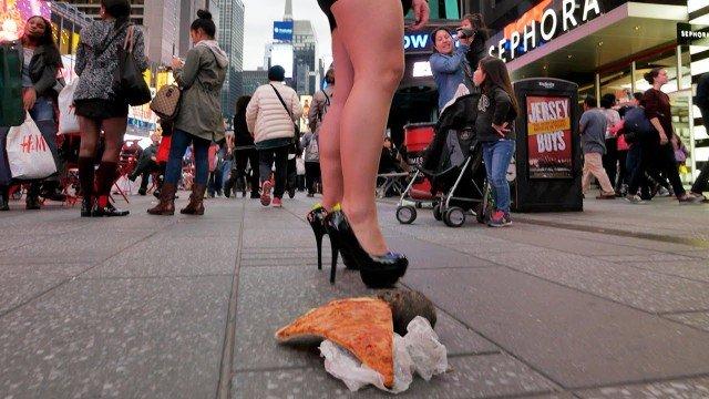 Die Pizza Ratte