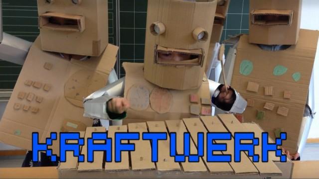 Kraftwerk – Roboter – Lemmchen Grundschule