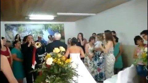 Musik zur Hochzeit – schiefe Töne