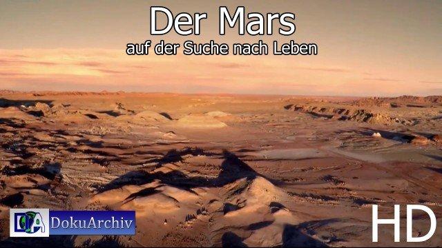 Mars – auf der Suche nach Leben – Doku