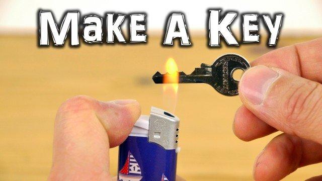 Schlüssel schnell selbst nachmachen
