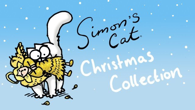 Simon's Cat – Christmas Collection