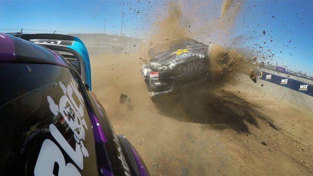 Red Bull Global RallyCross 2015 Highlights