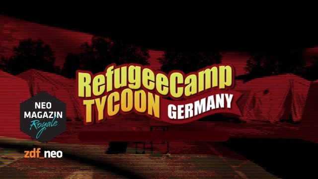 Refugee-Camp Tycoon – PC Game Vorstellung
