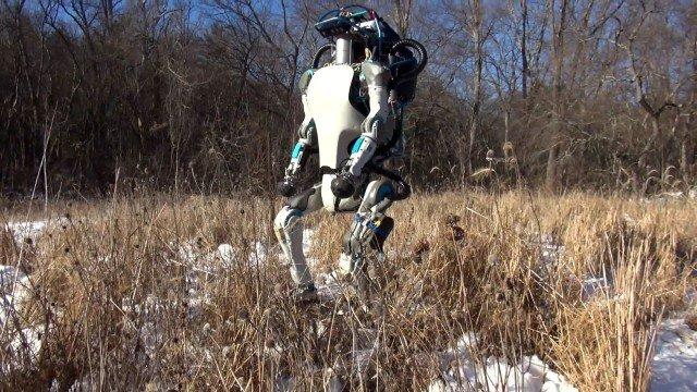 Atlas – der Roboter