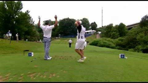 Hole in One beim Golf