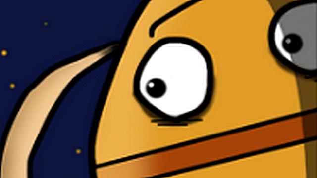 Astro-Comics: Darf ich mal schnuppern?