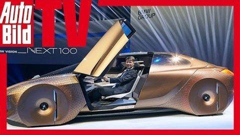 BMW Studie Vision Next 100