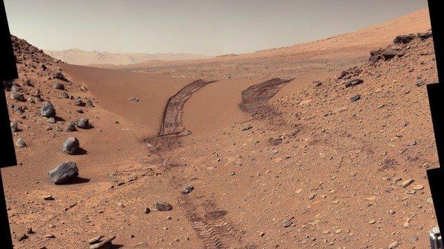 Mission zum Mars: Curiosity – Doku
