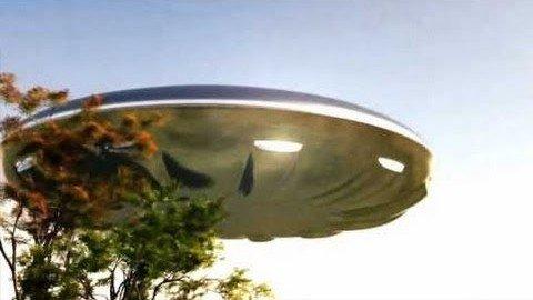 unglaubliche UFO Aufnahmen
